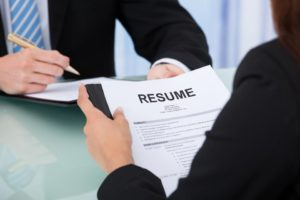 build your resume