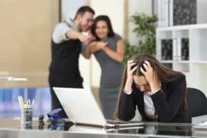 negative image at workplace