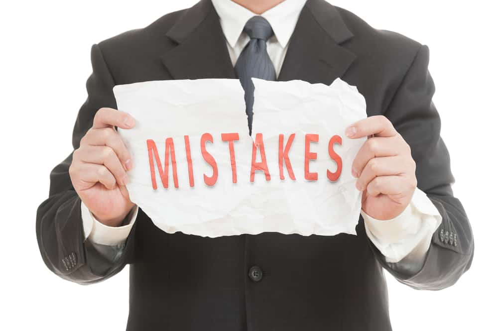 mistakes that managers make